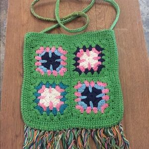 Handbags - 2 for $20 (bundle Handmade wool crochet